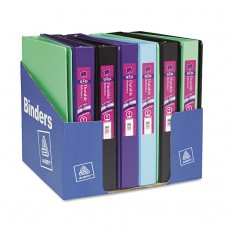 Show-Off Round Ring View Binder Display