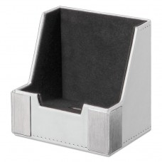 Architect Tech Cup Cell Phone Holder, White/silver