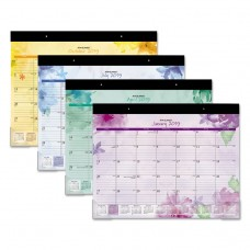 BEAUTIFUL DAY DESK PAD, 22 X 17, ASSORTED