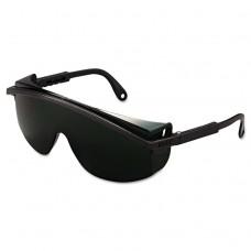 Astrospec 3000 Safety Glasses, Black Frame, Shade 5.0 Lens