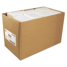 1/4-Fold General Purpose Wipers, 3 X 12, White, 50 Wipers/pack, 18 Packs/carton