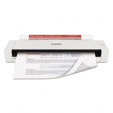 Ds720d Mobile Scanner With Duplex, 600 X 600 Dpi