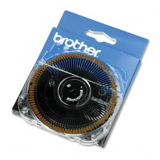 Brougham 10-Pitch Cassette Daisywheel For Brother Printers/typewriters