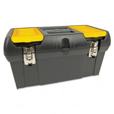 Series 2000 Toolbox W/tray, Two Lid Compartments