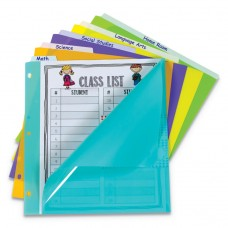 """5-TAB INDEX DIVIDERS WITH VERTICAL TAB, 5-TAB, 11 1/2"""" X 10"""""""