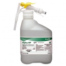 Alpha-Hp Concentrated Multi-Surface Cleaner, Citrus Scent, 5000ml Rtd Bottle