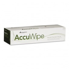 Accuwipe Recycled 1-Ply Delicate Task Wipers,15x16 7/10,white, 14/box, 20 Box/ct