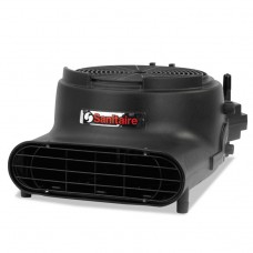 DRY TIME AIR MOVER, DAISY CHAIN CAPABLE, 3400 FPM, BLACK, 120 V