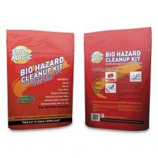 """BIOHAZARD SPILL CLEANUP, 3/4"""" X 6"""" X 9"""""""