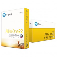 ALL-IN-ONE22 PAPER, 96 BRIGHT, 22LB, 8-1/2 X 11, WHITE, 500 SHEETS/REAM