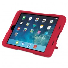 Blackbelt 2nd Degree Rugged Case For Ipad Mini, Pc/silicon Rubber, Red