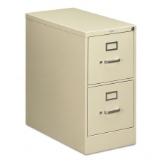 210 Series Two-Drawer, Full-Suspension File, Letter, 28-1/2d, Putty