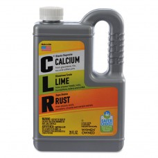 Calcium, Lime And Rust Remover, 28oz Bottle, 12/carton