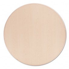 """10700 Series Round Table Top, 42"""" Diameter, Natural Maple"""