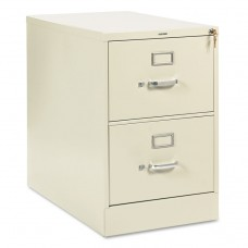 210 Series Two-Drawer, Full-Suspension File, Legal, 28-1/2d, Putty