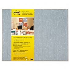 Cut-To-Fit Display Board, 18 X 23, Ice, Frameless