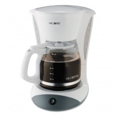 12-Cup Switch Coffeemaker, White