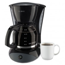 12-Cup Switch Coffeemaker, Black