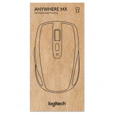 Anywhere Mouse Mx, 5 Buttons, Left/right, 8ft Range, Black