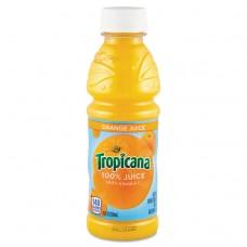 100% Juice, Orange, 10oz Bottle, 24/carton