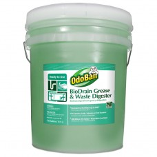 Biodrain Grease And Waste Digester, Floral Scent, 5 Gal Pail