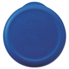 Saf-T-Ice Tote Snap-Tight Lid, Blue