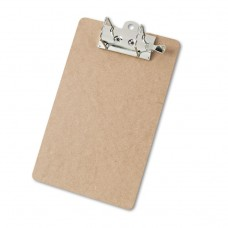 """Arch Clipboard, 2"""" Capacity, Holds 8 1/2""""w X 12""""h, Brown"""